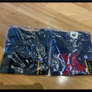 ✏️BOGO Boys gaming & hockey t-shirt - size 7/8 (M)